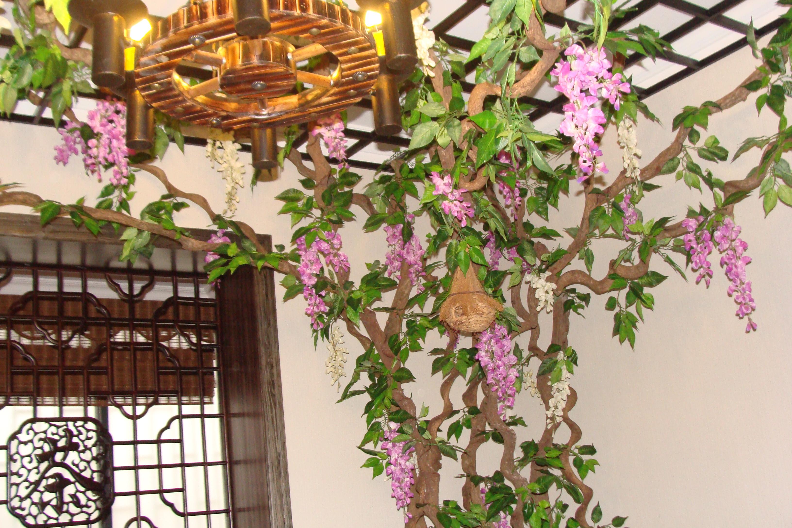 私人別墅花藝